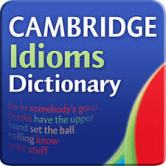 cambridge idioms