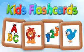 kids flashcards app