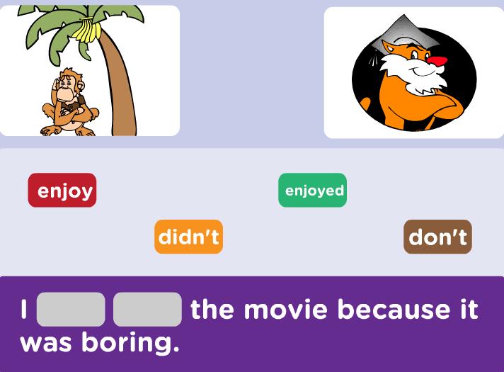 Resultado de imagen de past simple irregular verbs games